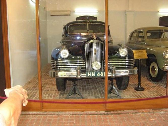 Dàn xe ôtô từng chuyên chở và phục vụ Chủ tịch Hồ Chí Minh trong thời chiến - Hình 9