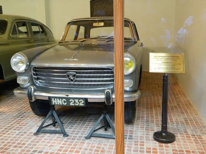 Dàn xe ôtô từng chuyên chở và phục vụ Chủ tịch Hồ Chí Minh trong thời chiến - Hình 5