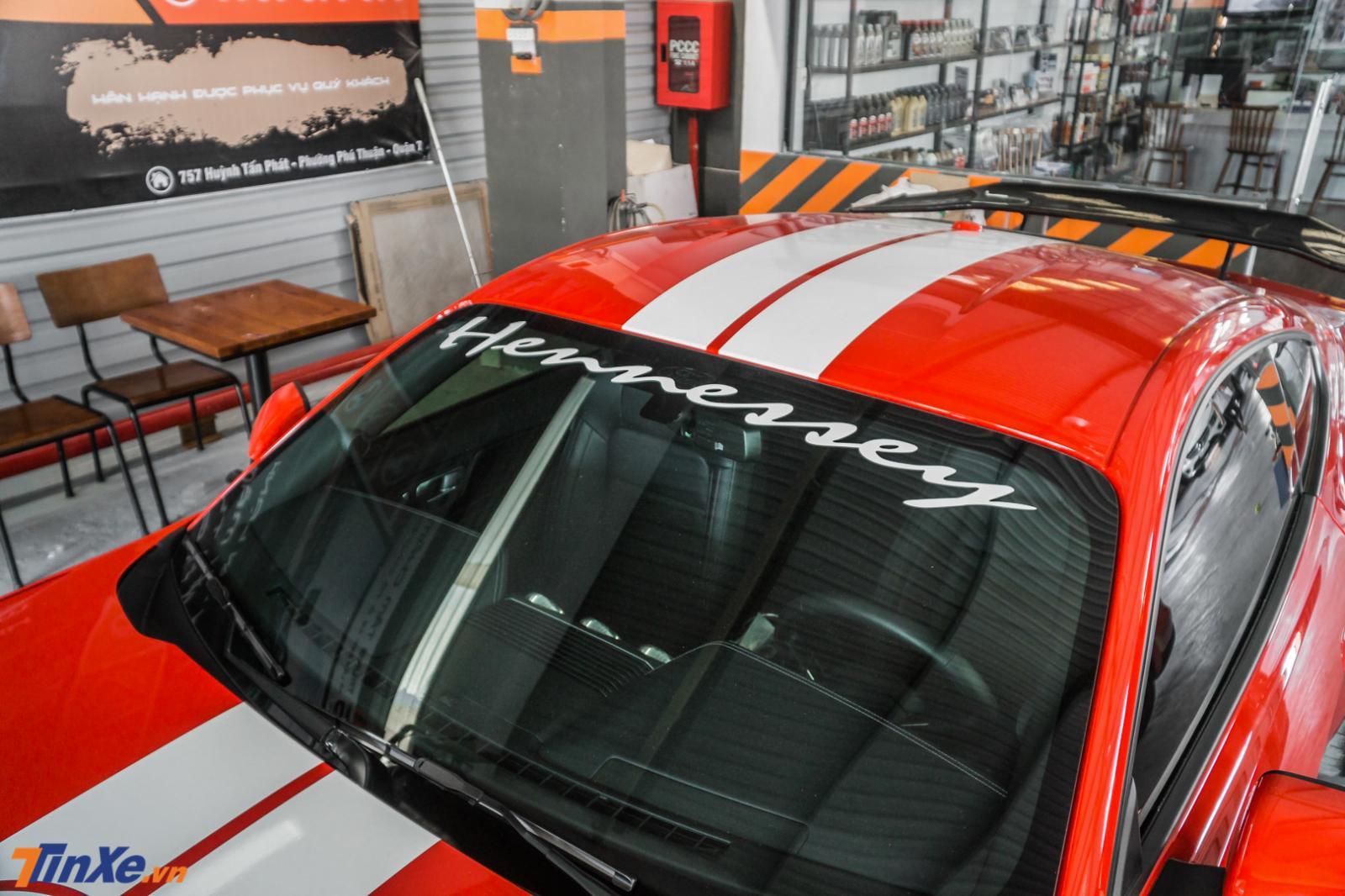 Đánh giá Ford Mustang độ Hennessey độc nhất Việt Nam: Ngựa hoang đẩy công suất 808 mã lực - Hình 13