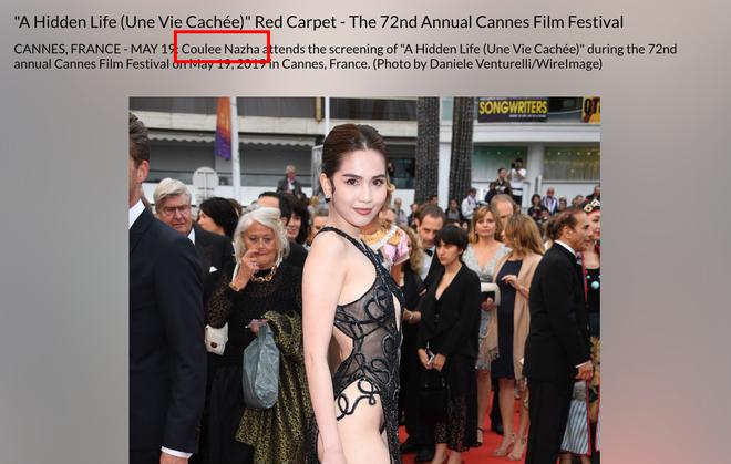 Diện đồ táo bạo gây sốc hơn cả thời tiết Hà Nội nhưng Ngọc Trinh vẫn bị ngó lơ tại thảm đỏ Cannes 2019 - Hình 8