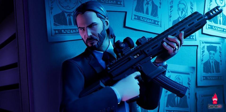 Fortnite ra mắt chế độ chơi đặc biệt Wick's Bounty lấy ý tưởng từ chính bộ phim John Wick - Hình 1