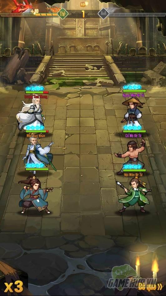 Game thủ Tân Chưởng Môn VNG choáng ngợp với tính năng mới Cổ Mộ Mê Trận - Hình 4