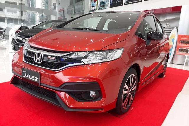 Honda Jazz đang được giảm giá nhiều nhất từ trước đến nay tại đại lý - Hình 1