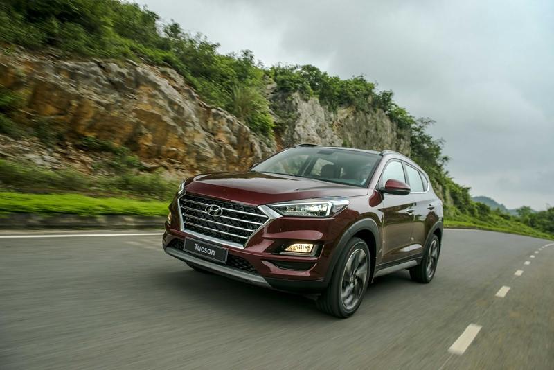 Hyundai Tucson 2019 ra mắt với thiết kế mới thể thao cùng nhiều nâng cấp về trang bị - Hình 7