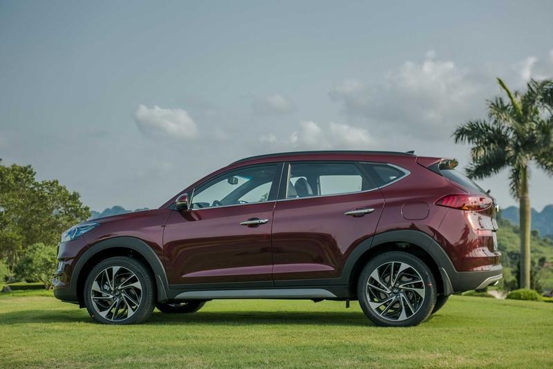 Hyundai Tucson 2019 ra mắt với thiết kế mới thể thao cùng nhiều nâng cấp về trang bị - Hình 3