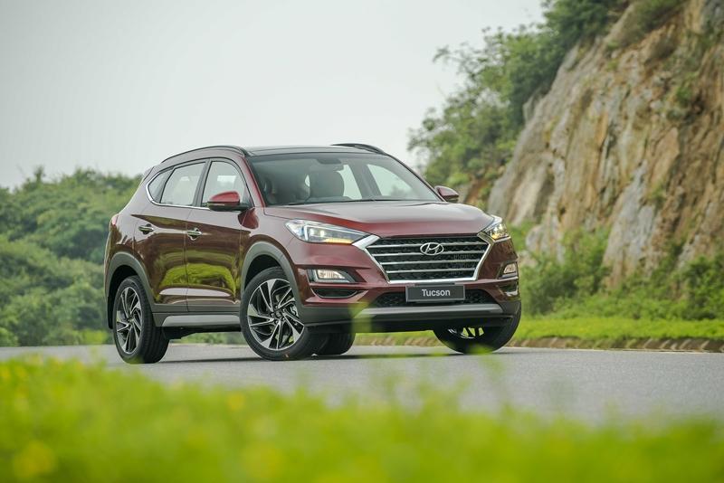 Hyundai Tucson 2019 ra mắt với thiết kế mới thể thao cùng nhiều nâng cấp về trang bị - Hình 1