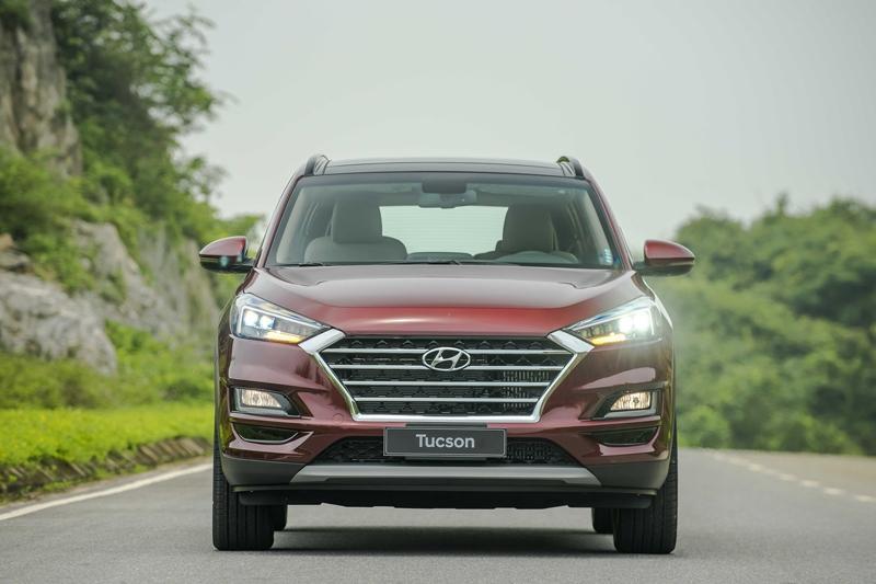 Hyundai Tucson 2019 ra mắt với thiết kế mới thể thao cùng nhiều nâng cấp về trang bị - Hình 2