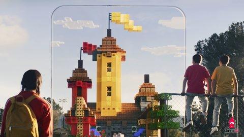 Microsoft chính thức công bố Minecraft Earth, một phiên bản Minecraft của Pokémon Go đi đóng gạch toàn thế giới - Hình 2