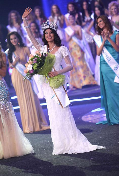 Miss Supranational 2013 Mutya Johanna Datul làm giám khảo Hoa hậu Doanh nhân Quốc tế 2019 - Hình 1