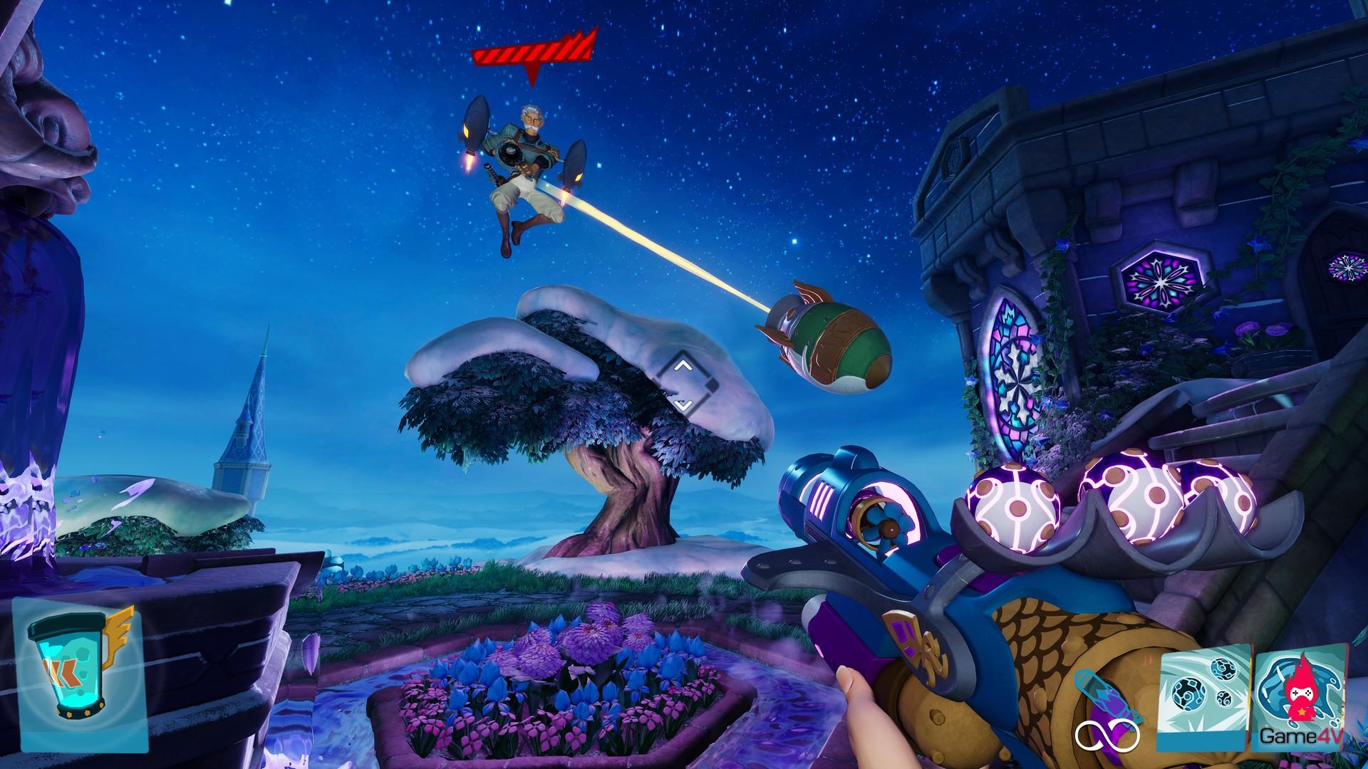 Nexon chính thức mở cửa đăng ký trải nghiệm sớm tựa game bắn súng Rocket Arena - Hình 5