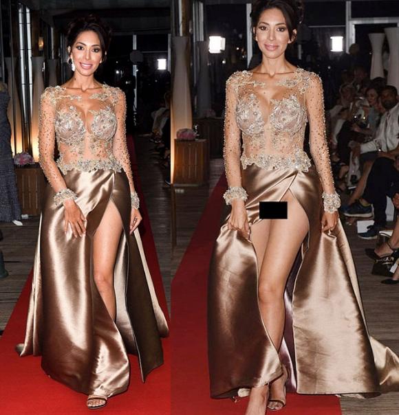 Ngoài Ngọc Trinh, đây là những chiếc váy gây sốc nhất lịch sử thảm đỏ LHP Cannes, có bộ còn hở 80-90% cơ thể - Hình 19