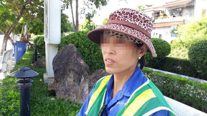 Tâm sự nghẹn ngào của nữ lao công bị chủ shop tẩn giữa trời nắng gần 40 độ C - Hình 4
