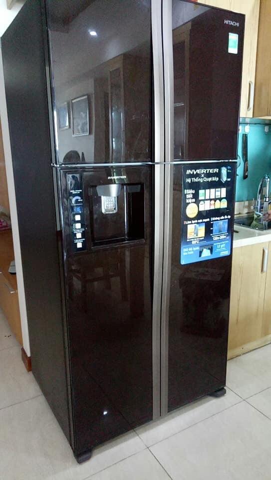 Tủ lạnh HITACHI bỗng dưng phát tiếng nổ, người tiêu dùng hoang mang - Hình 1