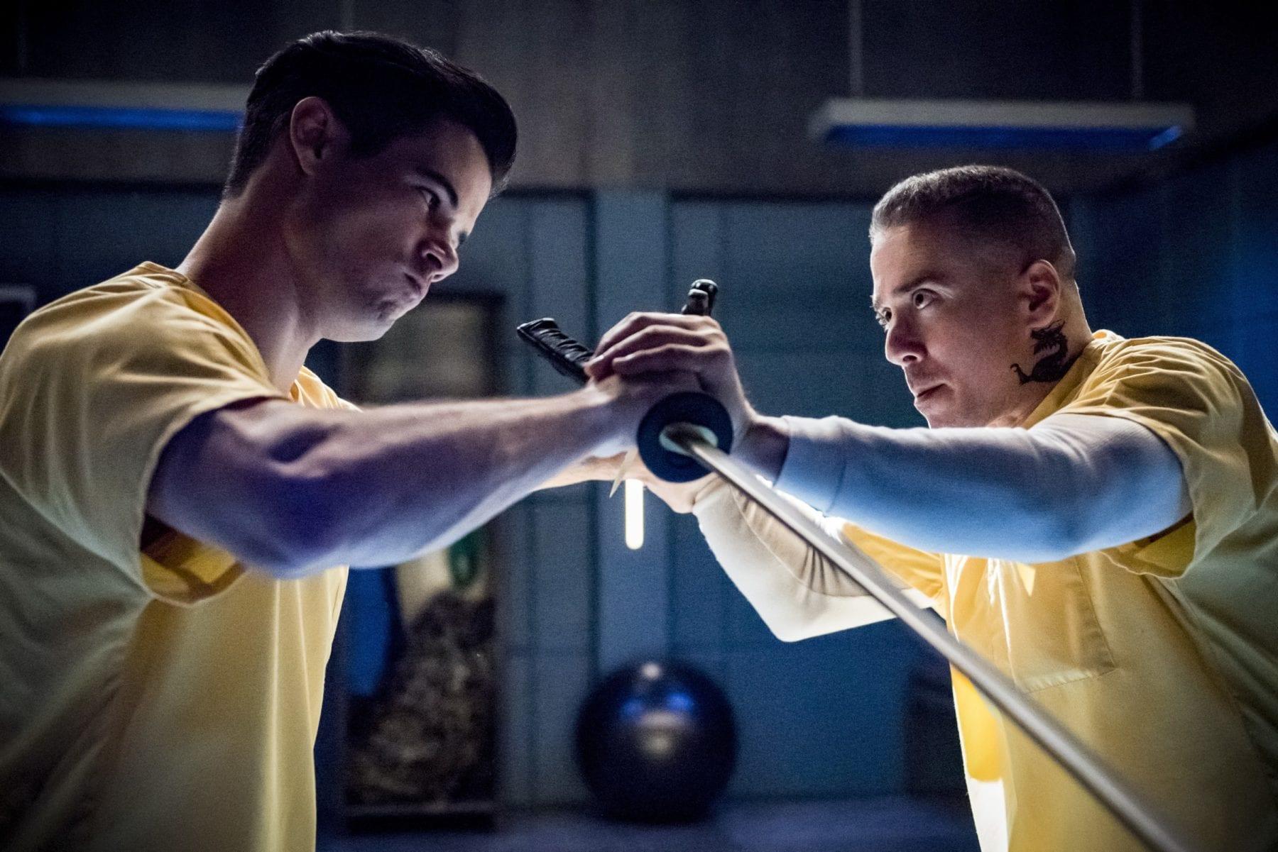 Arrow mùa 7 - Đầu voi đuôi chuột - Hình 3