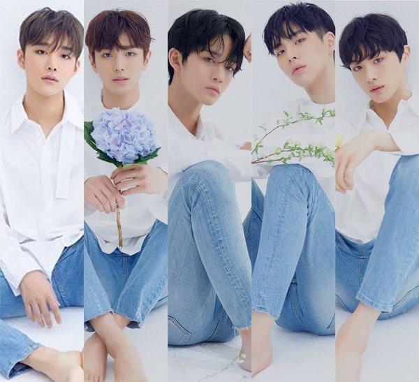 Boygroup của Bae Jin Young công bố tên gọi chính thức, nghe na ná... AB6IX - Hình 2