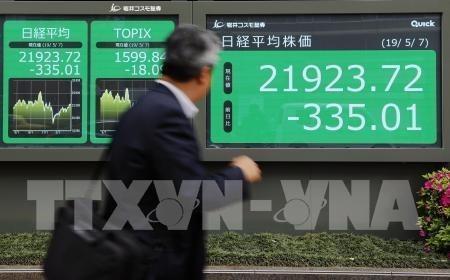 Chứng khoán Nhật Bản, Hong Kong mất điểm - Hình 1
