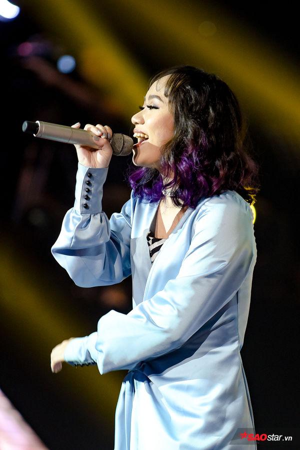 Cô bé 16 tuổi Hằng My ngồi ghế chờ The Voice 2019: Sẽ buồn lắm nếu như mình bị thay thế! - Hình 1