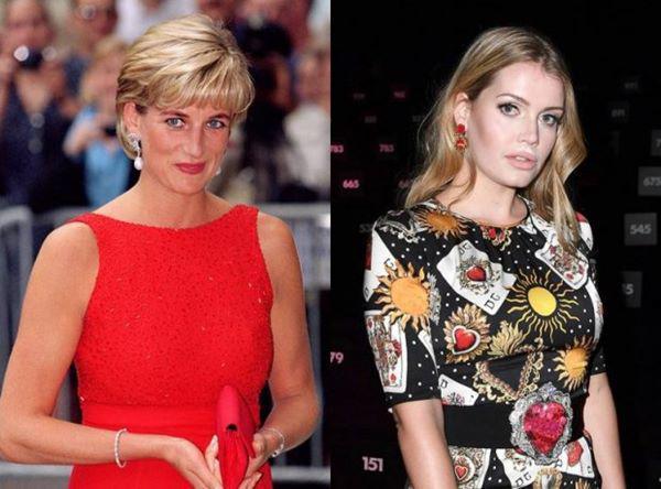 Đẹp tựa nữ hoàng, cháu gái Công nương Diana hẹn hò ông trùm thời trang hơn tuổi bố - Hình 4