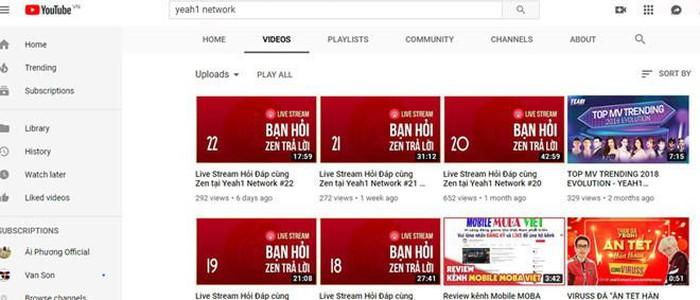 Giải mã câu chuyện chia tay nghìn tỉ giữa YouTube và Yeah1 - Hình 2
