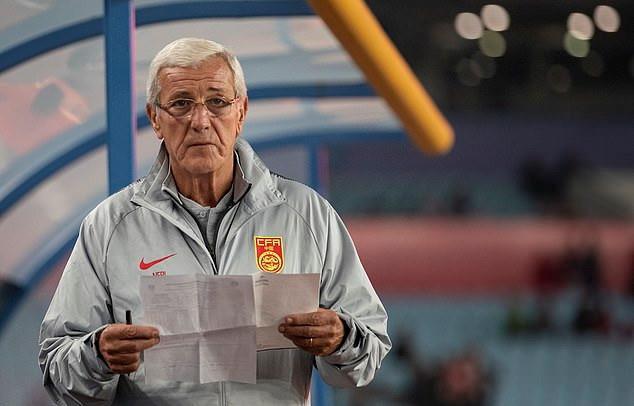 HLV Marcello Lippi trở lại dẫn dắt tuyển Trung Quốc - Hình 1