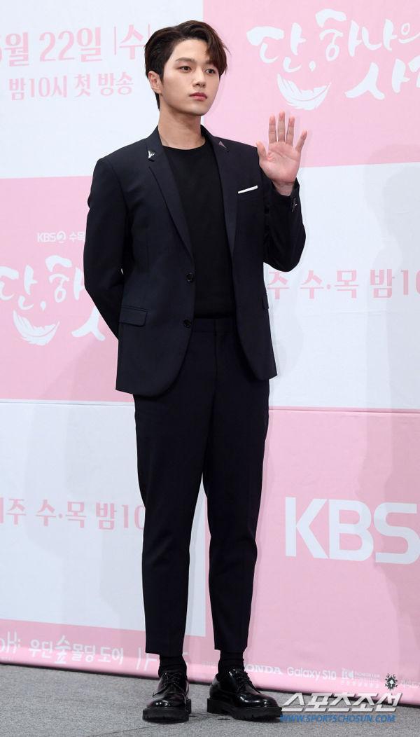 Họp báo Dan Only Love: Shin Hye Sun thùy mị bên L (Infinite) và tài tử Lee Dong Gun - Hình 3