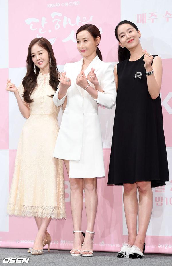 Họp báo Dan Only Love: Shin Hye Sun thùy mị bên L (Infinite) và tài tử Lee Dong Gun - Hình 15