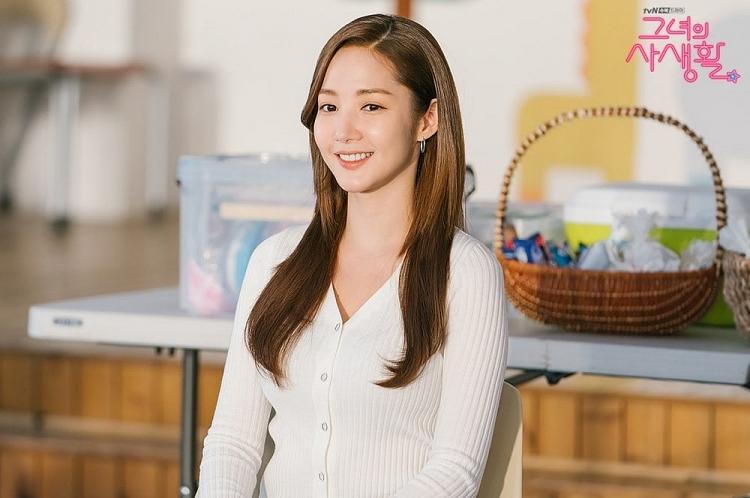 Loạt ảnh hậu trường 'Her private life' chứng minh Park Min Young và Kim Jae Wook như một cặp đôi thật - Hình 5