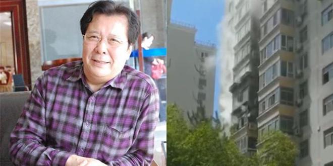 Nhà diễn viên gạo cội đóng vai Lưu Bị bị cháy do chập điện - Hình 1