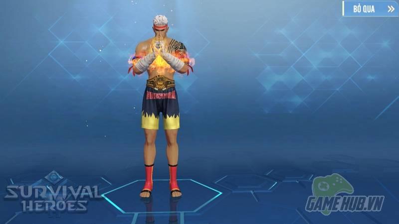 Skin nào xứng đáng với danh hiệu nữ hoàng trang phục trong Survival Heroes - Hình 4