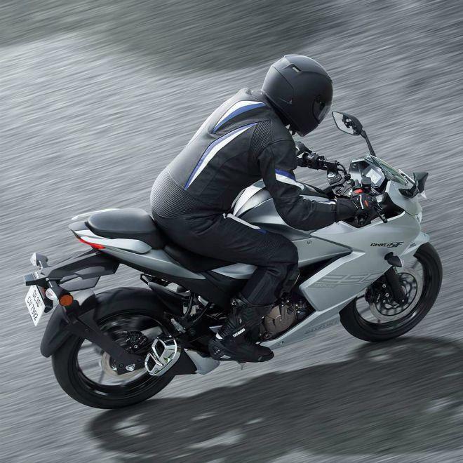 Suzuki Gixxer SF 250 mới giá tầm 55,5 triệu đồng, hút phái mạnh - Hình 4