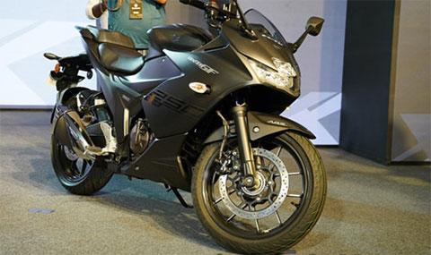 Suzuki Gixxer SF 250 ra mắt với thiết kế hầm hố, động cơ 250cc, giá hơn 55 triệu - Hình 2