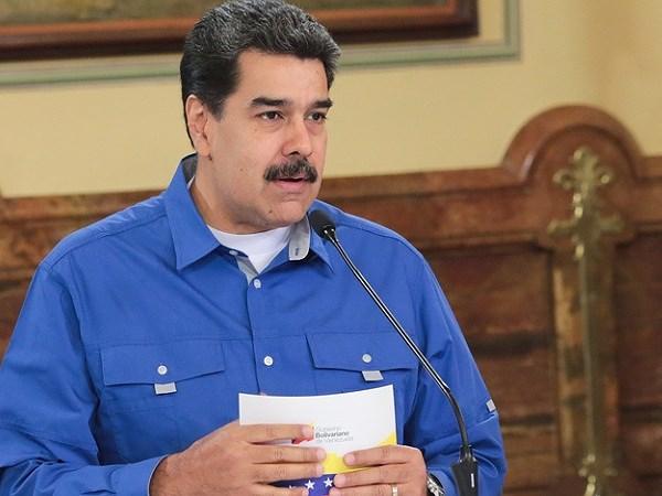Tổng thống Venezuela đề xuất tổ chức bầu cử quốc hội sớm - Hình 1