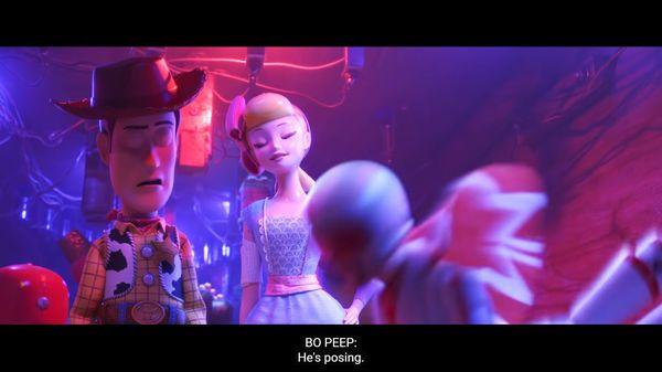 Toy Story 4 tung trailer cuối giới thiệu cuộc gặp đầu tiên với nhân vật Duke Caboom do Keanu Reeves lồng tiếng - Hình 9