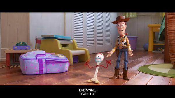 Toy Story 4 tung trailer cuối giới thiệu cuộc gặp đầu tiên với nhân vật Duke Caboom do Keanu Reeves lồng tiếng - Hình 5