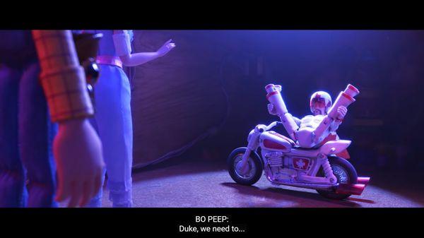 Toy Story 4 tung trailer cuối giới thiệu cuộc gặp đầu tiên với nhân vật Duke Caboom do Keanu Reeves lồng tiếng - Hình 8