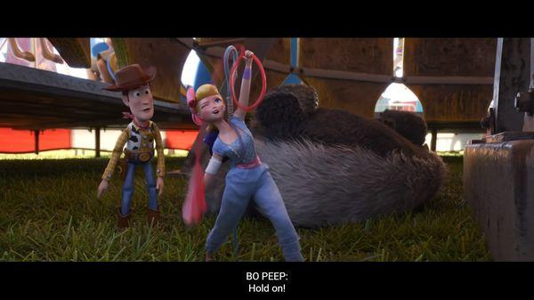 Toy Story 4 tung trailer cuối giới thiệu cuộc gặp đầu tiên với nhân vật Duke Caboom do Keanu Reeves lồng tiếng - Hình 11