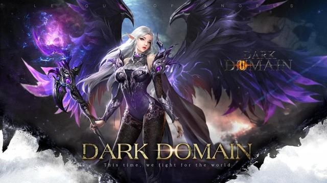 Tựa game MMORPG cực hấp dẫn Dark Domain đã chính thức trình làng trên nền tảng Android - Hình 1