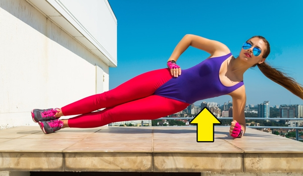 6 động tác siết chặt cơ bụng, giúp mẹ sau sinh nhanh lấy lại vóc dáng - Hình 2