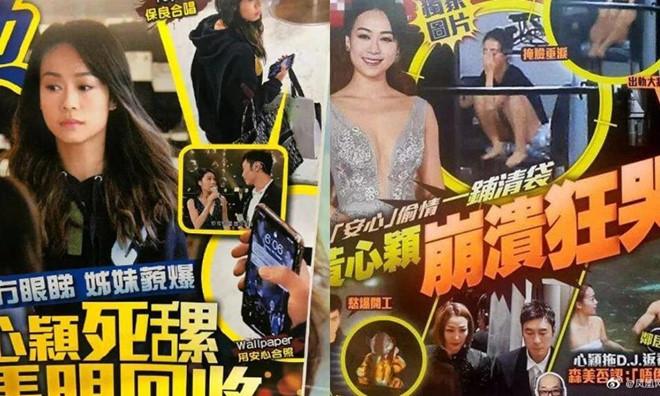 Á hậu Hong Kong khoe ảnh vui vẻ ở Mỹ sau clip ngoại tình trên taxi - Hình 2