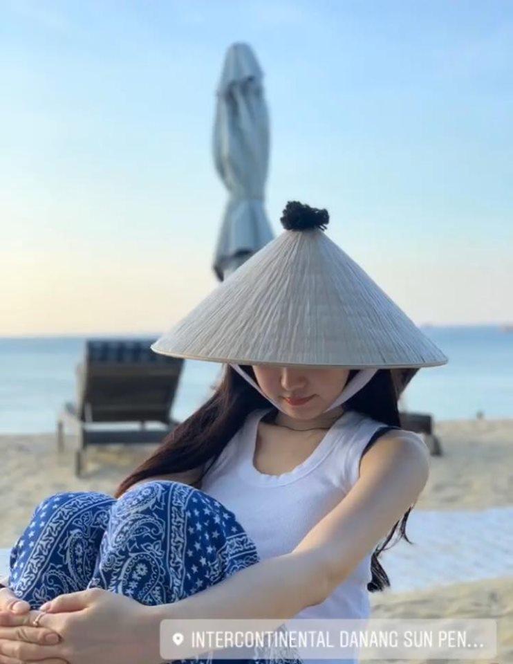 Bất ngờ chưa: Naeun (Apink) đang tận hưởng kỳ nghỉ mát tại Đà Nẵng, hào hứng khoe ảnh trên Instagram - Hình 3