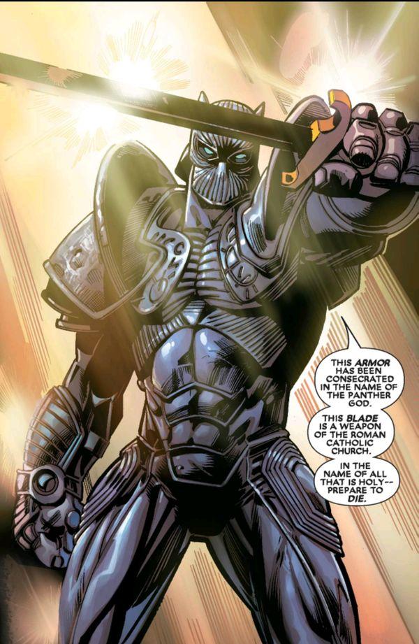 Black Panther vs Iron Man: Trong comics, ai sẽ là người chiến thắng? - Hình 5