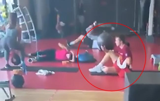Bức ảnh tưởng bình thường nhưng vạch trần hành vi đáng kinh tởm của kẻ biến thái ở phòng tập gym mà chị em nào cũng phải cẩn thận - Hình 1