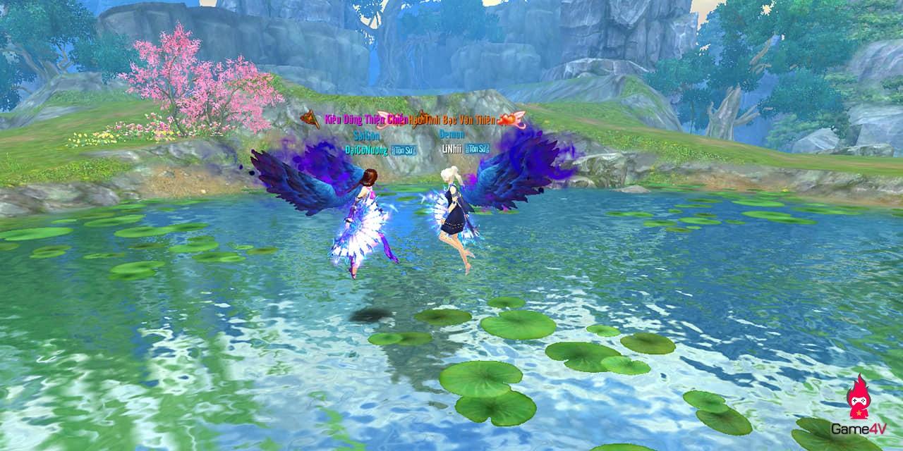 Các địa điểm ngắm cảnh được nữ game thủ Tân Thiên Long Mobile yêu thích nhất - Hình 8