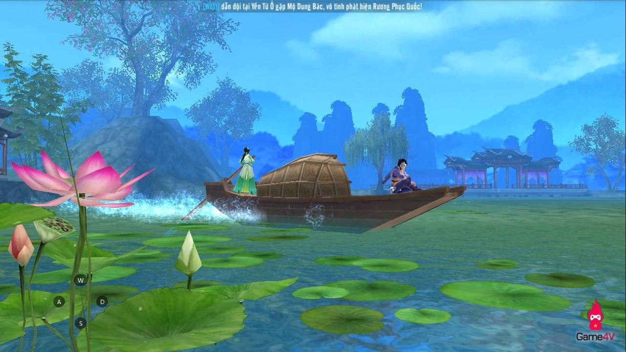 Các địa điểm ngắm cảnh được nữ game thủ Tân Thiên Long Mobile yêu thích nhất - Hình 6