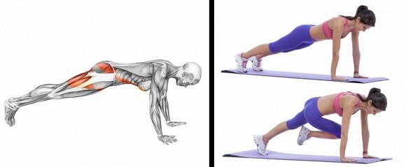 Cần gì phải tới phòng gym, ở nhà bạn cũng có được cơ thể đẹp như điêu khắc với bài tập 20 phút/ngày - Hình 6