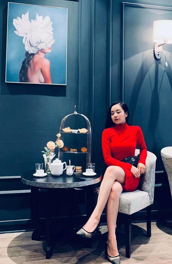 Cuộc sống đậm chất rich kid sang chảnh của hotgirl ngủ gật sắp nối gót Chi Pu đi hát - Hình 10