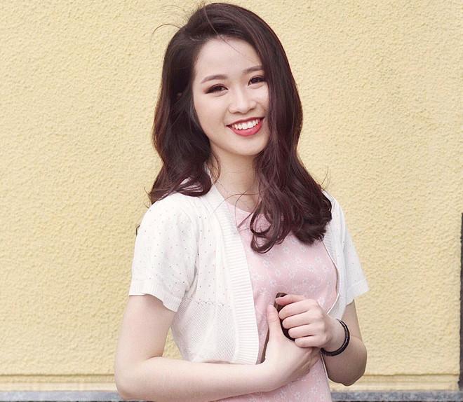 Dàn hot girl Học viện Ngoại giao toàn Hoa khôi, MC nổi tiếng - Hình 9