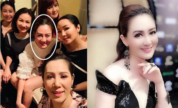 Diễn viên Hiền Mai làm lộ nhan sắc thật của loạt mỹ nhân Việt, khác xa hình ảnh đã được photoshop - Hình 6