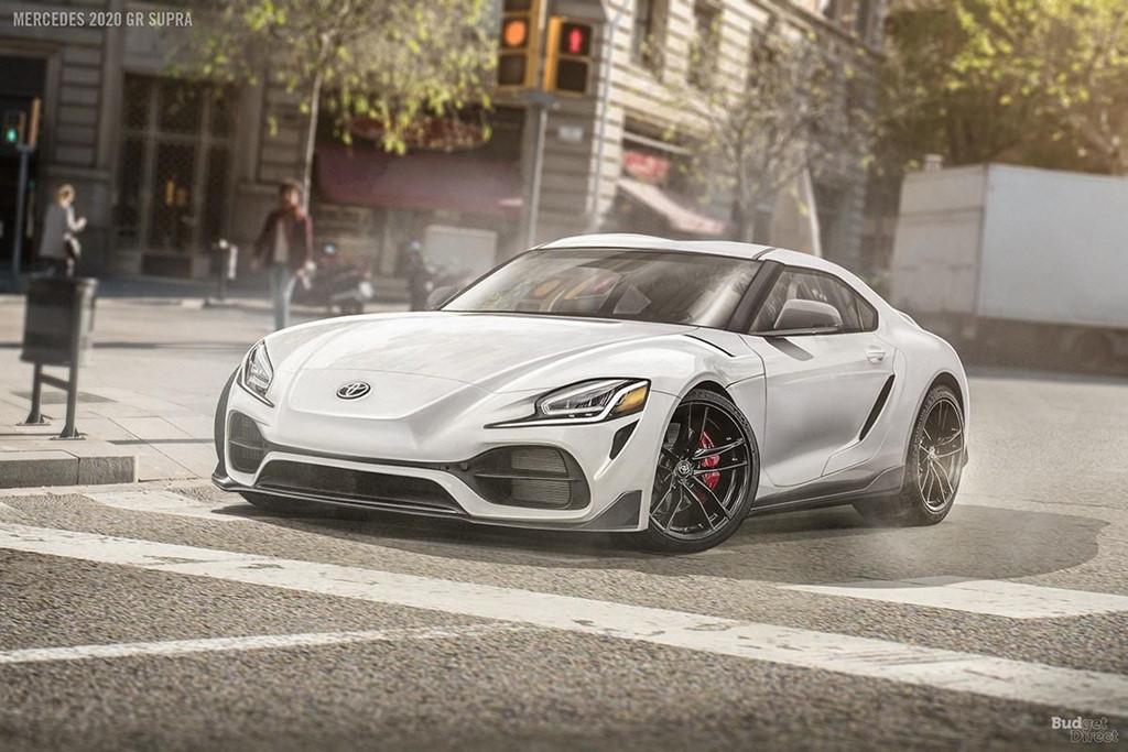Điều gì xảy ra nếu Toyota không hợp tác với BMW để tạo ra Supra? - Hình 2