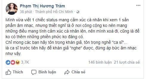 Giữa tuyên bố sang Mỹ du học, nghi vấn Hương Tràm đăng clip đá xéo Chi Pu? - Hình 6
